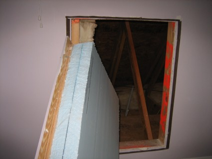 Insulated Attic Access Panels Timber Truss News Blog